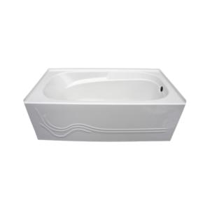 Standard (Traditional) Skirted Bathtubs