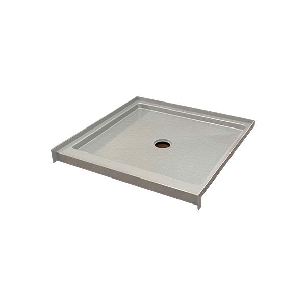 Square Minimalistic Shower Bases