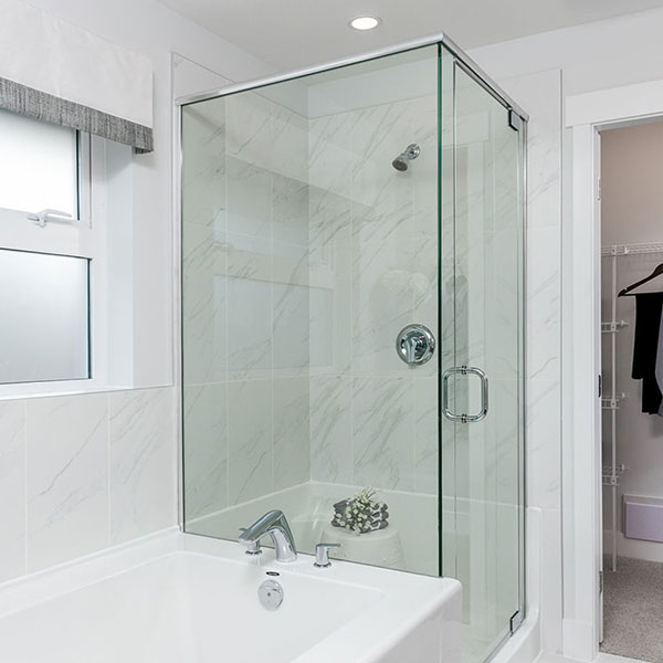 Acrylic Tub Shower Units. Frameless Shower Enclosures  Glass World bathtubs drop in