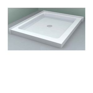 """Double Threshold, Minimalistic / Low (3"""") Shower Bases"""