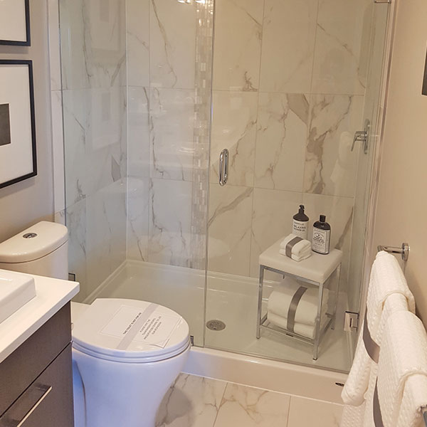 Frameless Shower Enclosures – Glass World – [bathtubs, drop-in