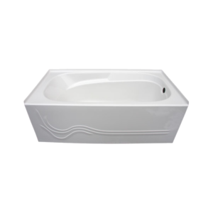Standard (Traditional) Skirted Bathtubs