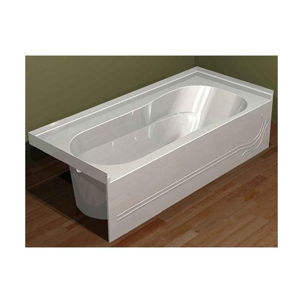 Merritt Skirted Tub – Glass World – [bathtubs, drop-in acrylic tubs ...