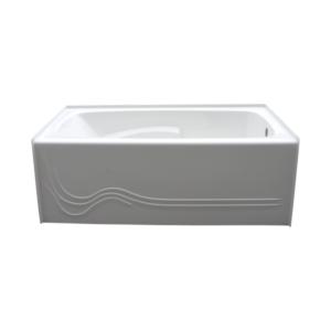 Gelcoat Standard (Traditional) Skirted Bathtubs