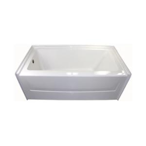 Gelcoat Minimalistic Skirted Bathtubs