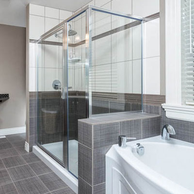 Pivot Corner Shower Enclosures Glass World Bathtubs Drop In