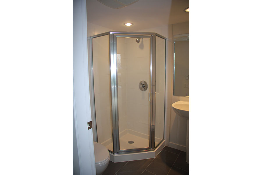 Neo Angle Framed Shower Door 003