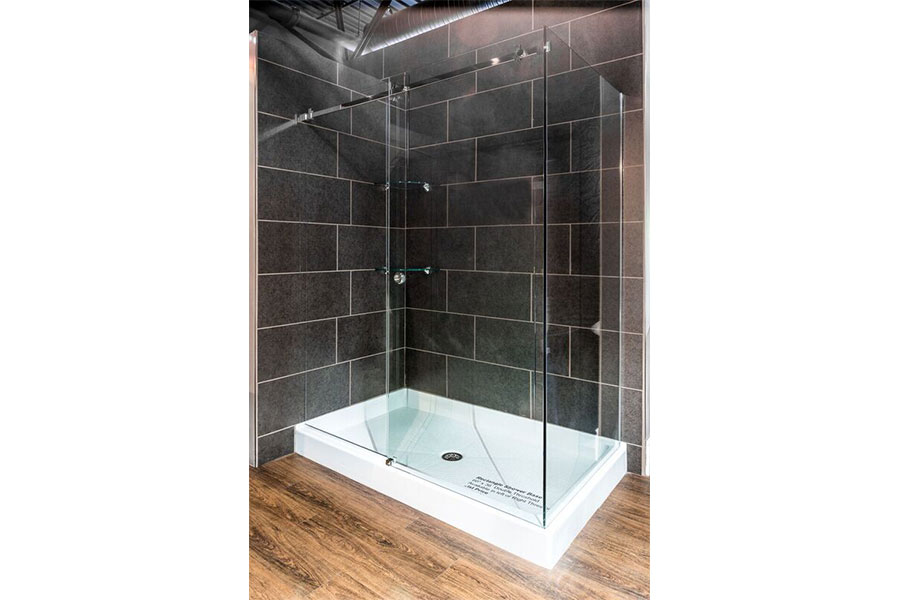 Frameless Shower Door 001