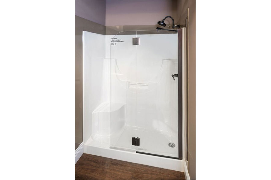 Frameless Shower Door 002