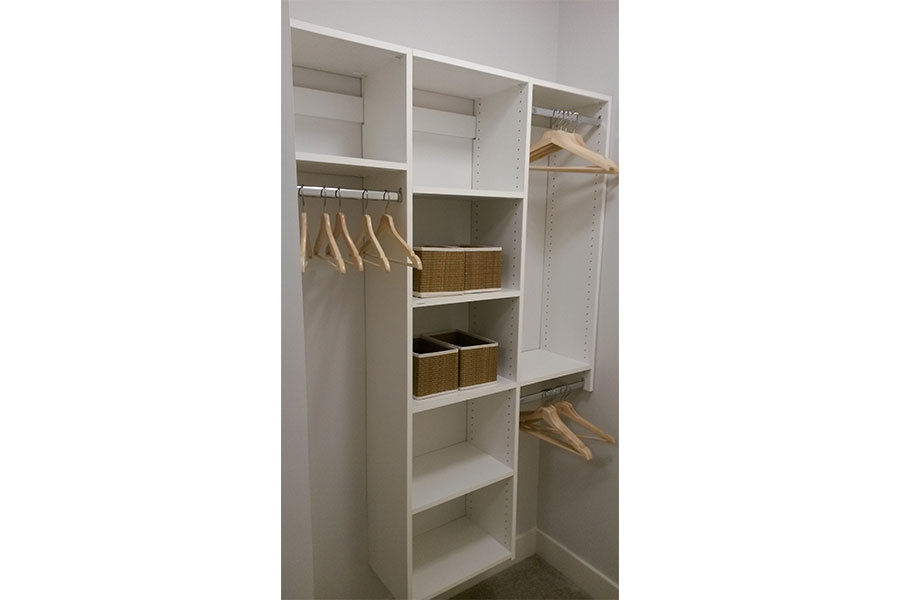 Wood Shelving 014